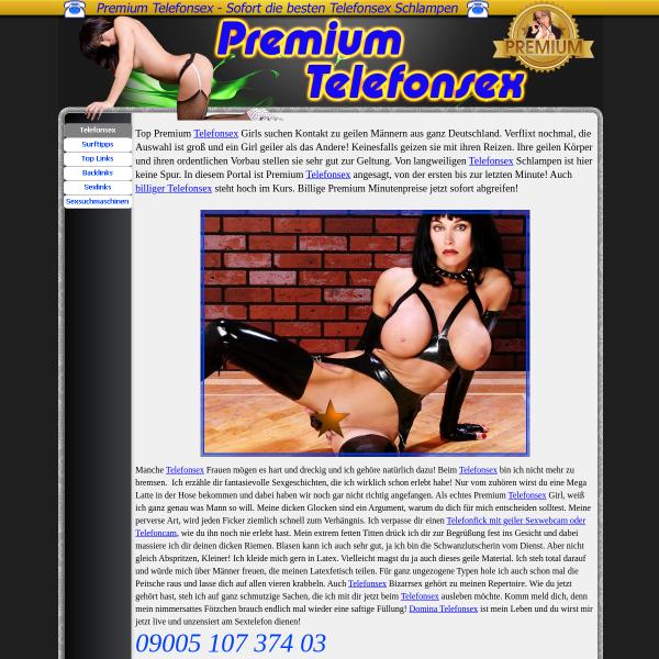Détails : Premium Telefonsex