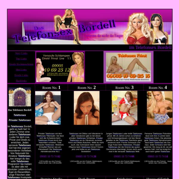 Détails : Privater Telefonsex