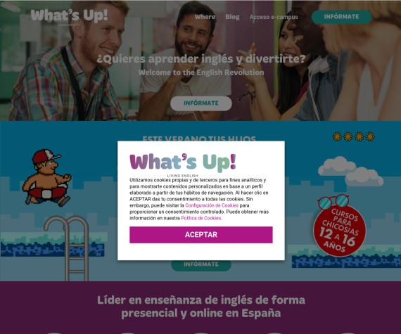 analisis seo whatsup.es