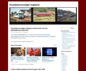 Eisenbahnnostalgie Vogtland