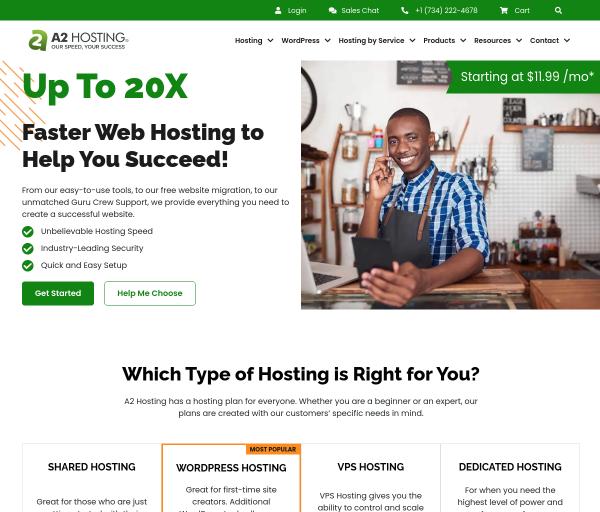 a2hosting.com SEO Report