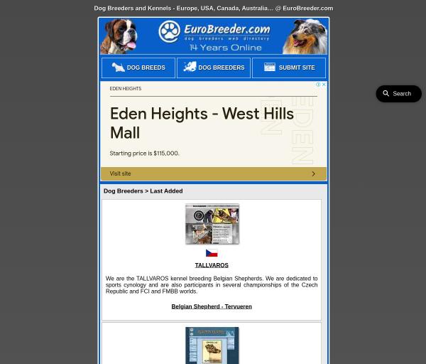 eurobreeder.com SEO Raporu