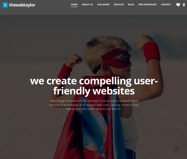 thewebtaylor.com SEO Bericht