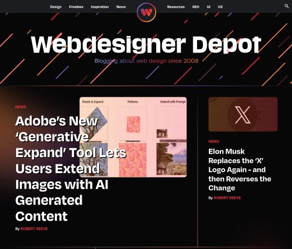 webdesignerdepot.com SEO Raporu