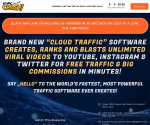 DFY Unlimited Traffic From 1-Click Videos!