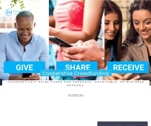 A NEW KIND OF CROWDFUNDING