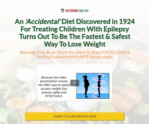 Ketogenic  101 - The Complete Health & Rapid Fat Loss Blueprint
