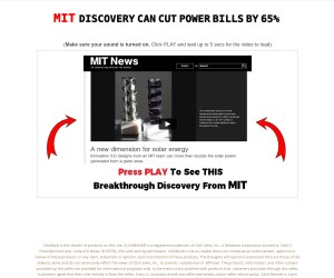 MIT BREAKTHROUGH DISCOVERY HELPS YOU SAVE 65% ON POWER BILLS! STARTING TODAY!