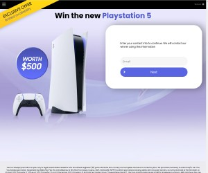 Win a PlayStation 5 (US Only)