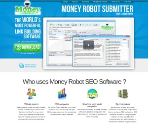 World's most powerful link building software