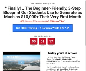 SUPER AFFILIATE TRAINING SYSTEM BY A TOP SUPER AFFILIATE!