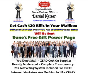 Direct Mail Marketing System on Autopilot