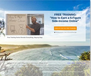 How To Earn a 6-Figure Side-Income Online (free training)