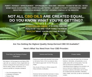 Do You Know What's In Your CBD Oil?