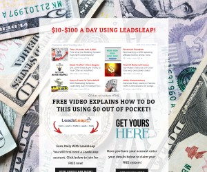 Amazing Lead System Gets Leads And Income Daily