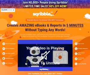 SQRIBBLE is Live (New Technology)!