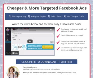[FREE] Get Cheaper & More Targeted Facebook Ads