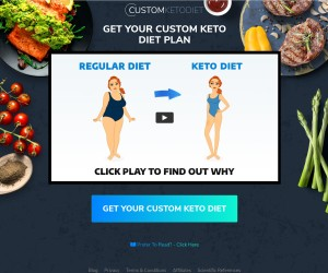 The custom keto diet