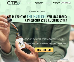 Start Your Free CTFO Business Now