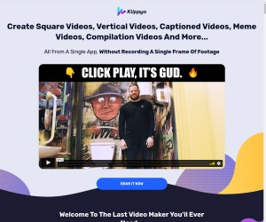 Create Square Videos, Vertical Videos