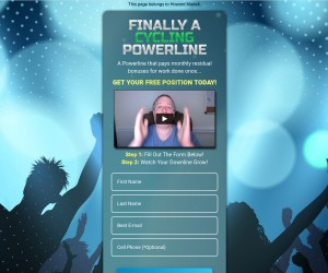 FIRST EVER POWERLINE THAT PAYS! Join for FREE and watch your Team grow