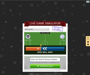 Live Game Simulator