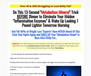 Over 40 & Still Struggling to Lose Belly Fat?