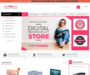 Womens eBook Store