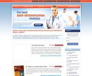 Top Body Detoxification Guide Reviews