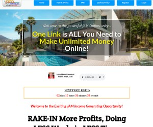 One Link Is All You Need To Make Unlimited Money