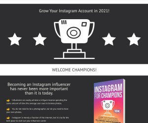 Instagram For Champions - Become an Influencer