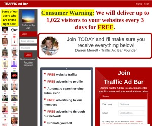 Guarantee Traffic Hits To Your Sites