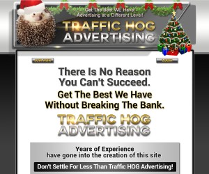 Traffichogadvertising is here!