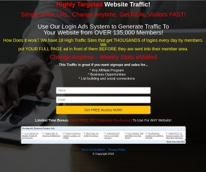 > Work From Home > The #1 Name In Affiliate Program Promotion Systems