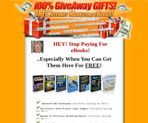 Free Internet Marketing Books