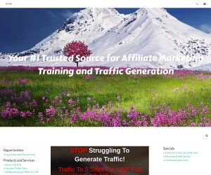 OWN Your very Own - URL Rotator System  A Powerful System!