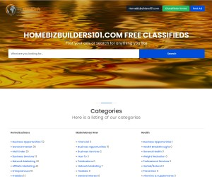 Classified Ads  F R E E Post Unlimited Ads Anytime on our network of over 1180 Classified Ad Sites -