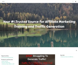 Some of the TOP NAMES IN THE INDUSTRY use our proven system to make money online every day.