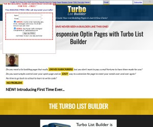Turbo List Builder