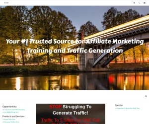 [ Just Launched - Targeted Website Traffic ] - Enter URL, Change Anytime, Get REAL Visitors FAST!