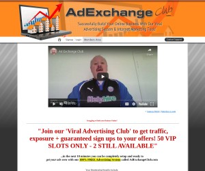 Welcome To The Ad Exchange Club