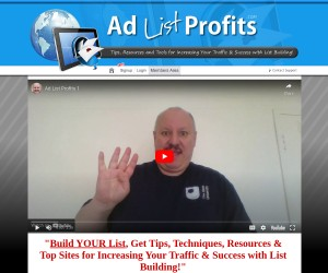 Build Your List & Earn 90% Commissions