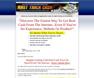 LEADS ENGINEER Fast Track Cash Now