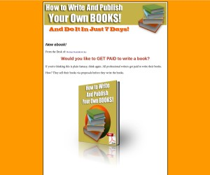 Can I show you how to write a book proposal that sells?