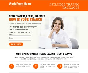 Work From Home >>> The #1 Name In Affiliate Program Promotion Systems