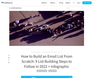Build Your List For Free!