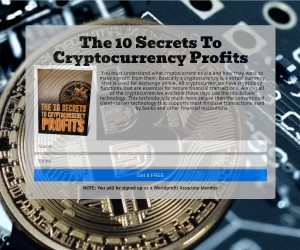 The 10 Secrets To Cryptocurrency Profits