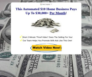 Proven $10 Home Biz Does The Selling For You!