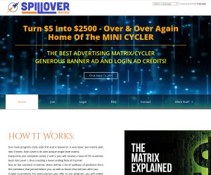 spillover machine
