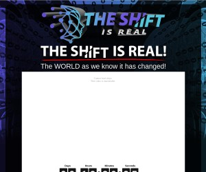 The Shift Is Real
